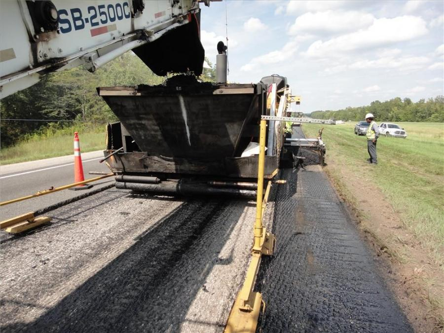 A planing, resurfacing and traffic striping project has begun in Alabama on I-65 from south of the Lowndes County line to south of SR-97.