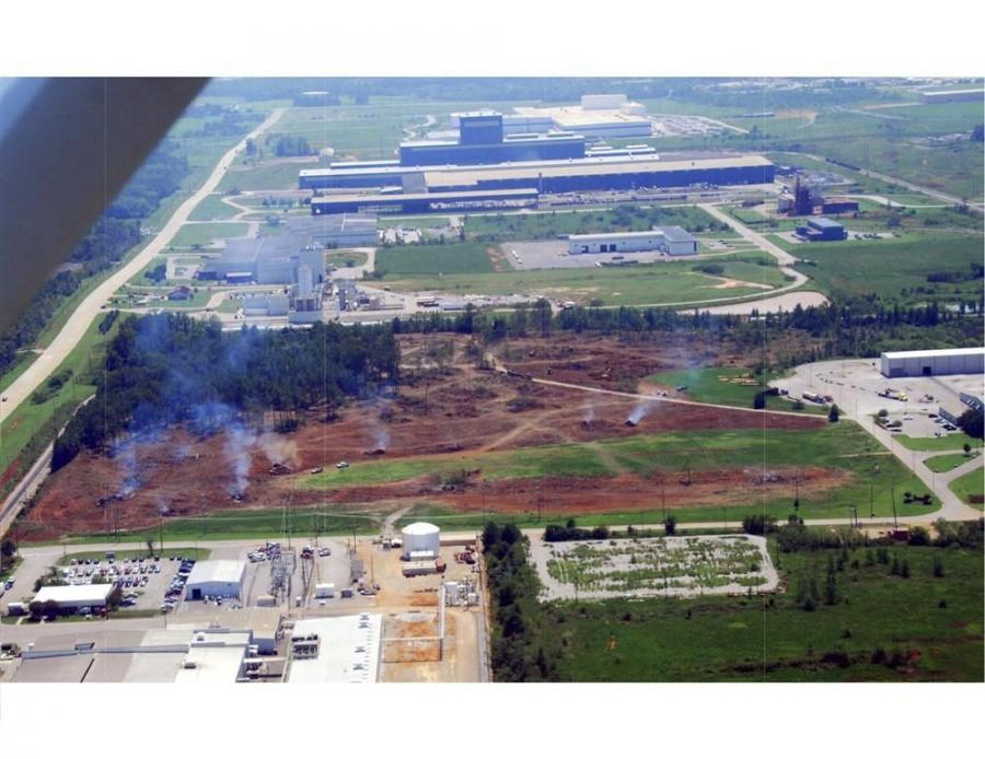 The city of Decatur, Ala., is making history as the site of a $187 million construction project that's being launched by the India-based Polyplex plant. It will mark the company's first North American plant and will be  located in  Mallard Fox