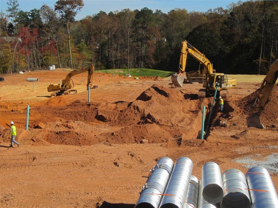Volunteer Ridge is being  developed by Mitch Nimey, a partner with Pebblebrook Development LLC, based in Kennesaw.