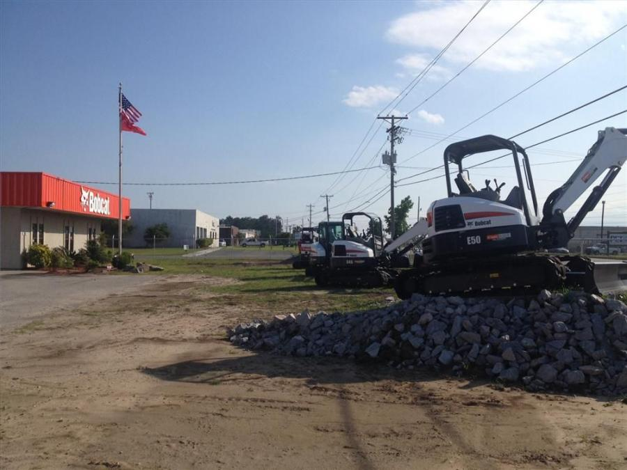 Bobcat of Charleston is expanding to a larger facility on Cross County Road in north Charleston.
