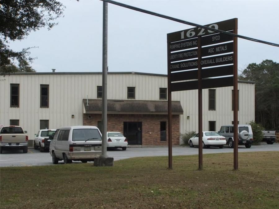 Crane Solutions originally started in an office complex on Dean Forest Road in Savannah, Ga.