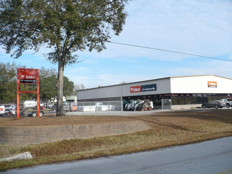 Bobcat has opened a new facility in Jacksonville, Fla.