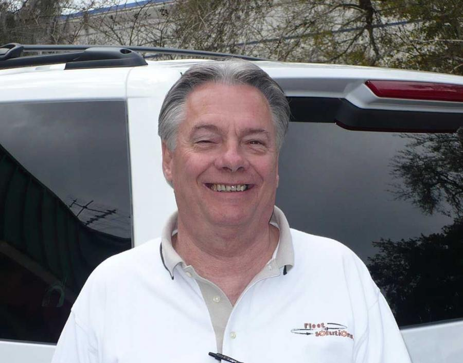 Terry North is the owner of Fleet Solutions.