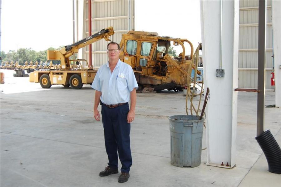 Kent Tedder is general manager of Ring Used Parts.