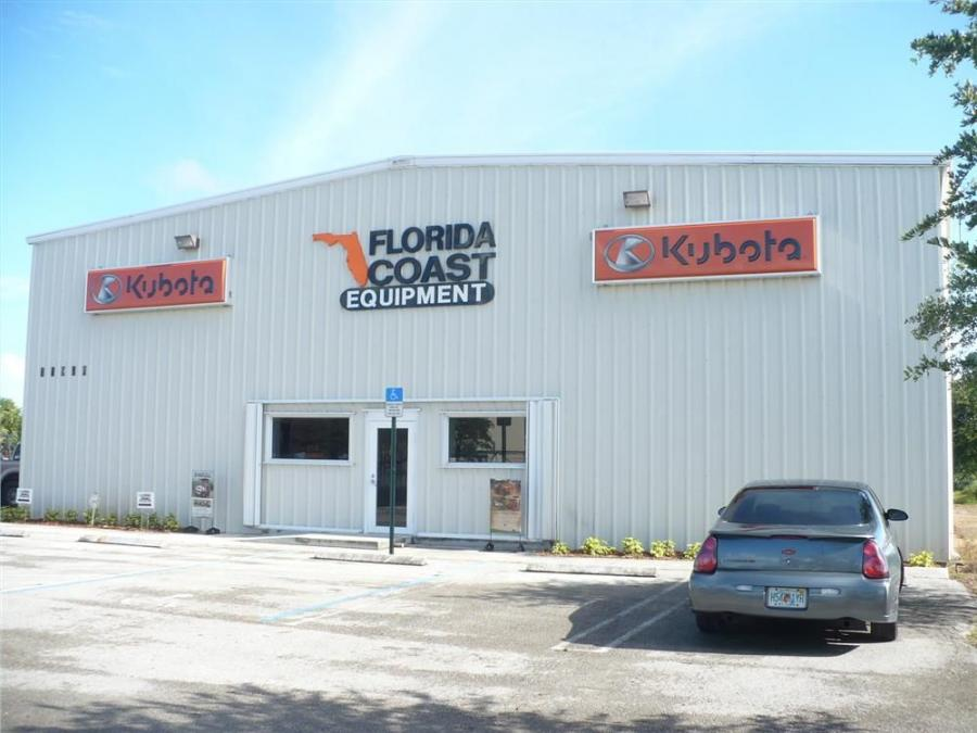 Florida Coast Equipment has opened a new location in Ft. Pierce, Fla., making the company the largest Kubota dealership in Florida.