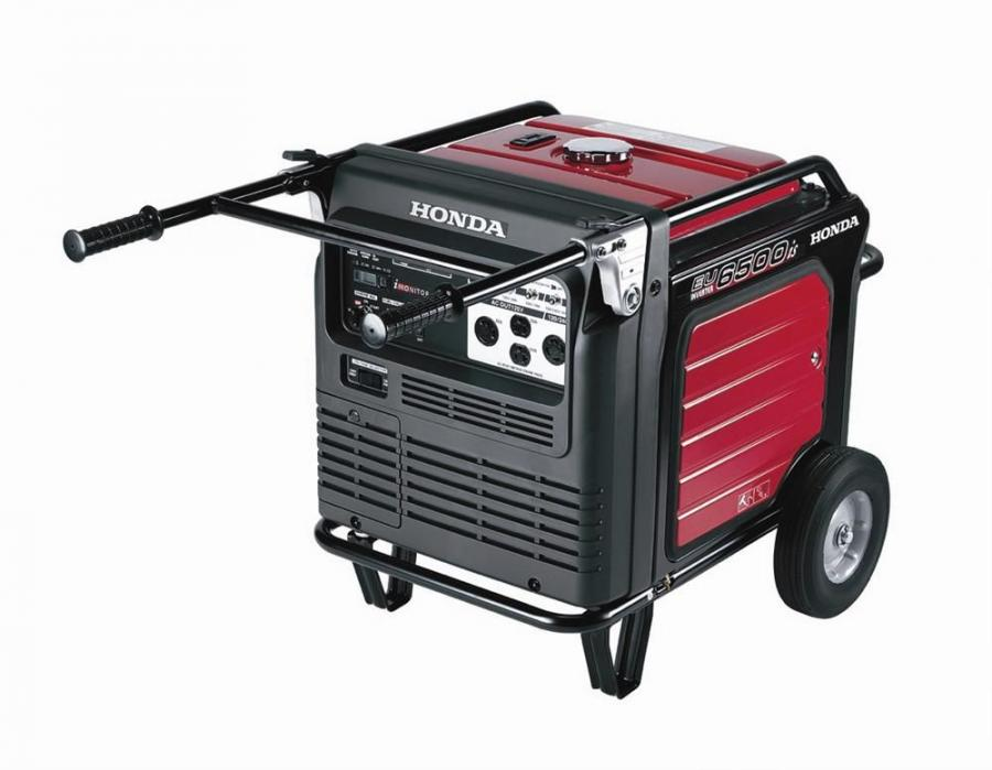 Honda is providing the Atlanta Hawks with two of its super quiet series portable generator models — the EU2000i and the EU6500i — both offering durable, dependable power.