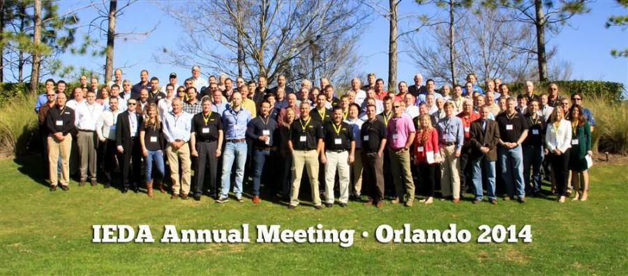 The IEDA held its Orlando, Fla., annual events on Feb. 15 to 18 at the Omni Resorts in ChampionsGate.