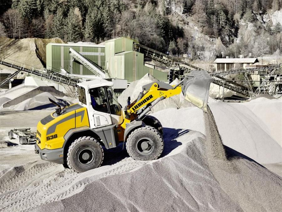 International Iron has accepted dealer sales and service responsibility for the full line of Liebherr earthmoving and material handling equipment.