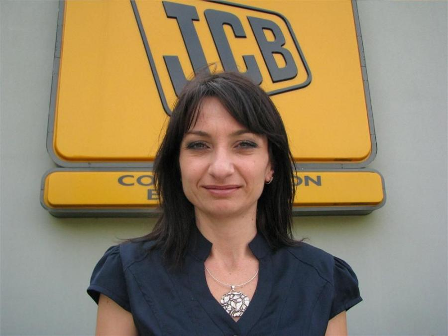 Natalia Welch is JCB of Georgia's new marketing and business development manager.