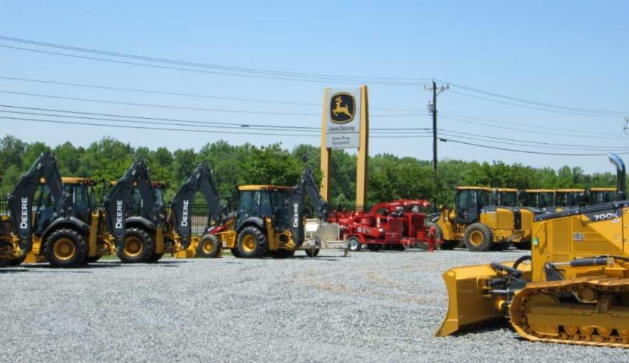 James River Equipment announced its acquisition of RW Moore Equipment Company.