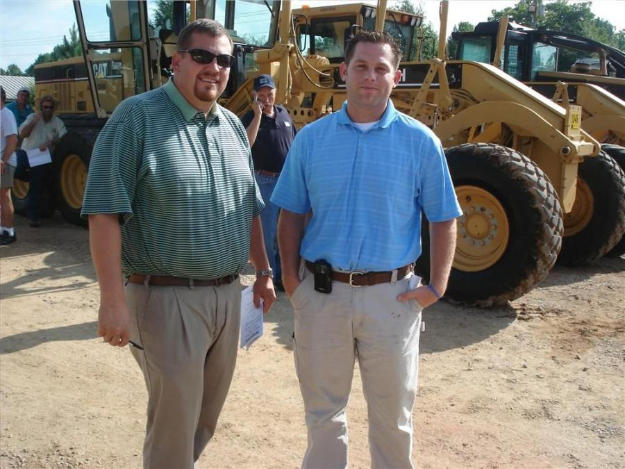 Martin & Martin Auctioneers Holds Sale for Callahan Grading in S.C. | Construction Equipment Guide