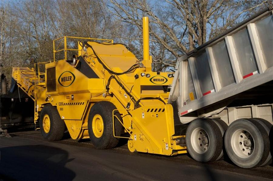 Thompson Machinery has exclusive rights to market select Weiler brand asphalt products in middle Tennessee, west Tennessee and north Mississippi.