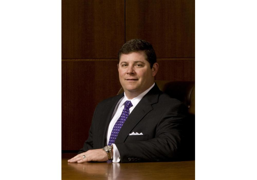 David Alban is executive vice president — sales and corporate secretary.