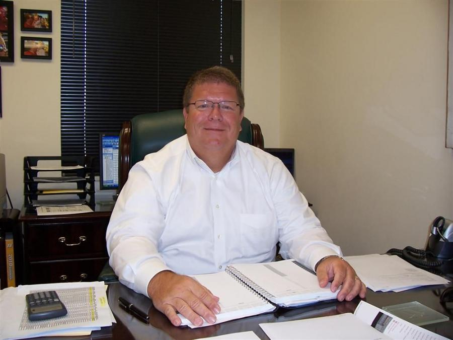Tim Tomberlin has been promoted to vice president/construction sales manager.