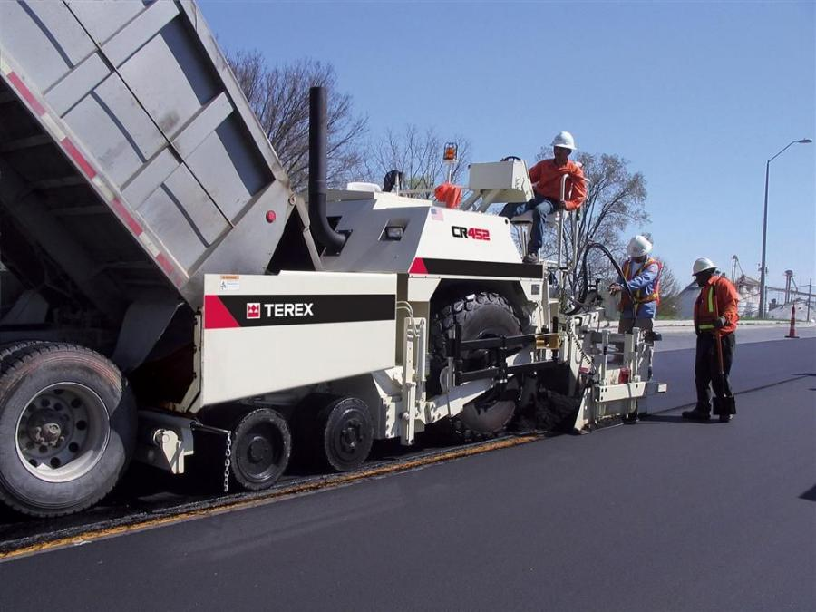 Warrior Tractor is now the exclusive Terex mobile asphalt equipment distributor for central and northern Alabama.