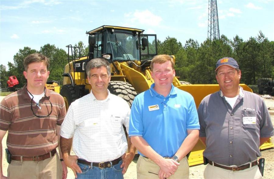 Thompson Tractor Hosts National Get In Get Real Event