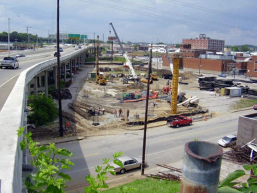 TDOT's Largest Highway Contract Starts in Knoxville | Construction