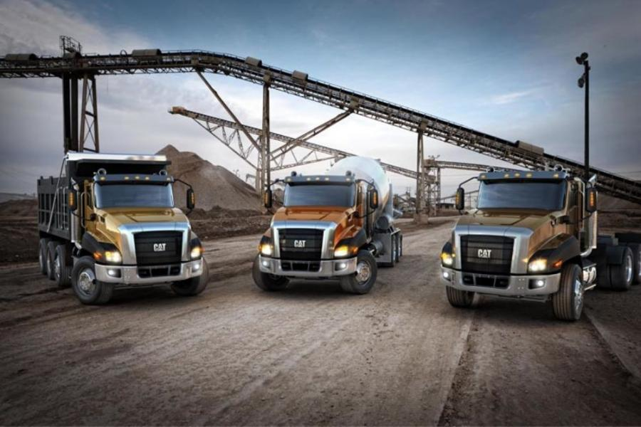 Caterpillar's first-ever on-highway truck is now available through north and central Florida's Caterpillar dealer Ring Power Corp.
