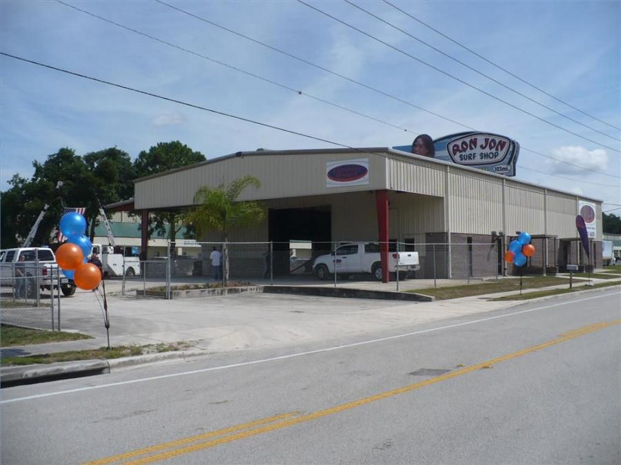 The new branch is located just off I-4 at 3729 N. Frontage Road, Lakeland, Fla.