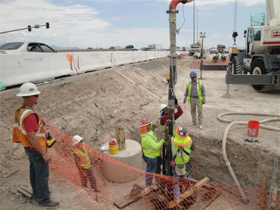 The Nevada Department of Transportation (NDOT) is currently overseeing the long-awaited reopening of F Street in Las Vegas.