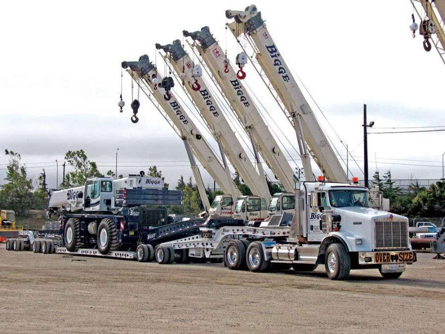 As a national company for equipment rental and an international dealer of multiple brands, Bigge is positioned to provide new and used equipment for rental and purchase.