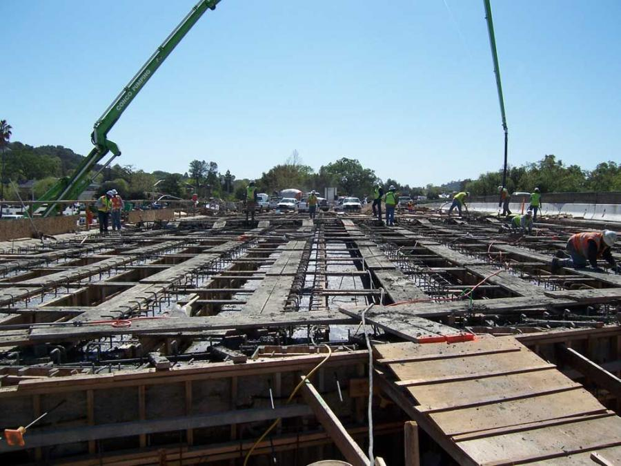 Stage three of the project, which has yet to begin, focuses on constructing the new, southbound portion of the Highway 101 bridge.