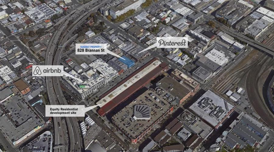 Transwestern announced it negotiated the disposition of the 17,242-sq.-ft. (1,602 sq m) industrial property located at 828 Brannan St. in San Francisco, Calif.