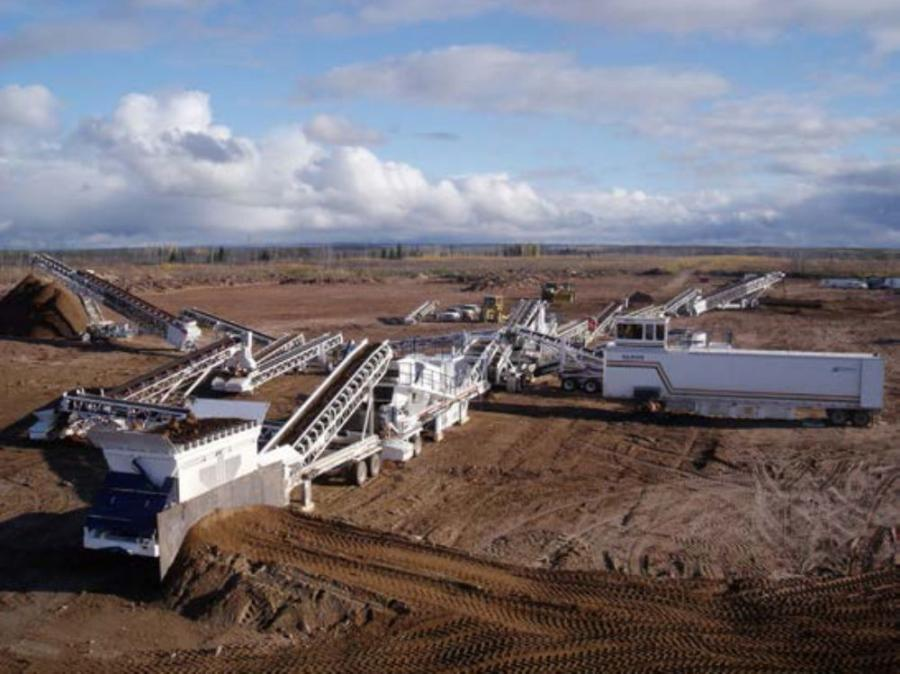 ELRUS Aggregates Systems, headquartered in Calgary, Canada, has announced the expansion into the western United States with the opening of its Eloy, Ariz., operations.