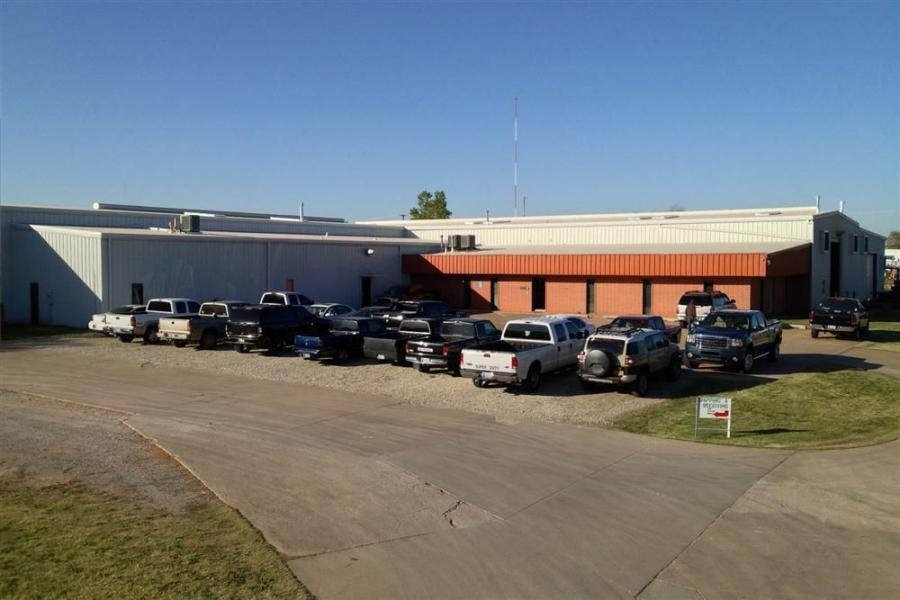 The company is using the larger 45,000-sq. ft. (4,180 sq m) facility to house innovative new equipment.