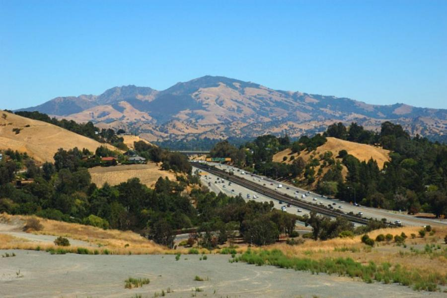Work has begun on the next phase of the State Route 4 Widening Project in Contra Costa County, home to Mount Diablo.