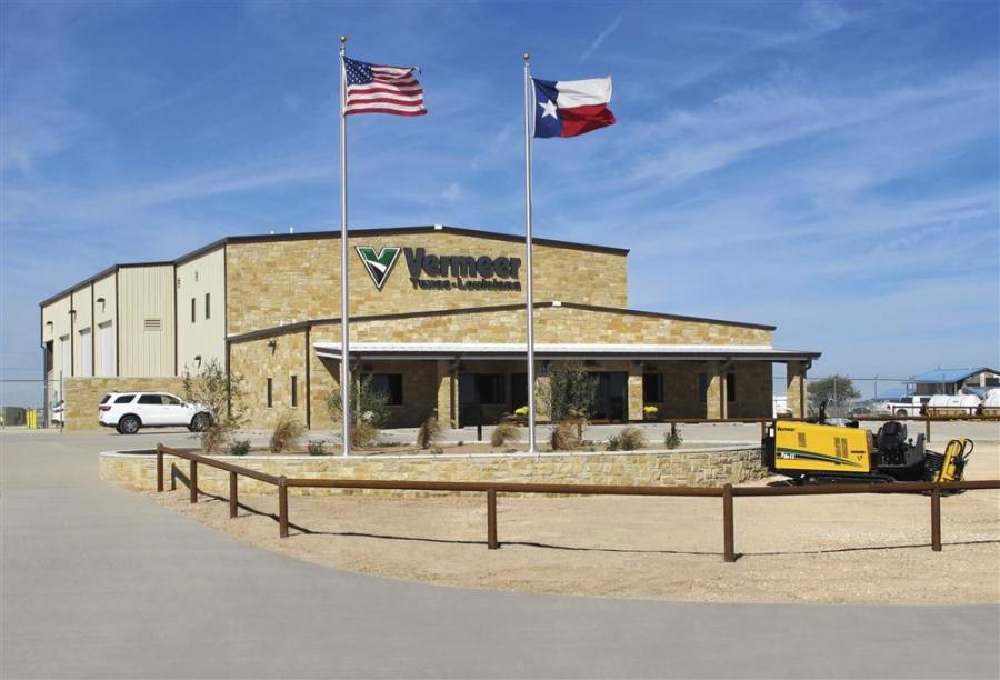 The new Amarillo facility located on Interstate 27 is now open for business.