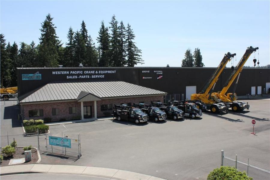 The facility is located at 19602 60th Ave. NE, Arlington, Wash. 98223 and is replacing the Fife, Wash., location.