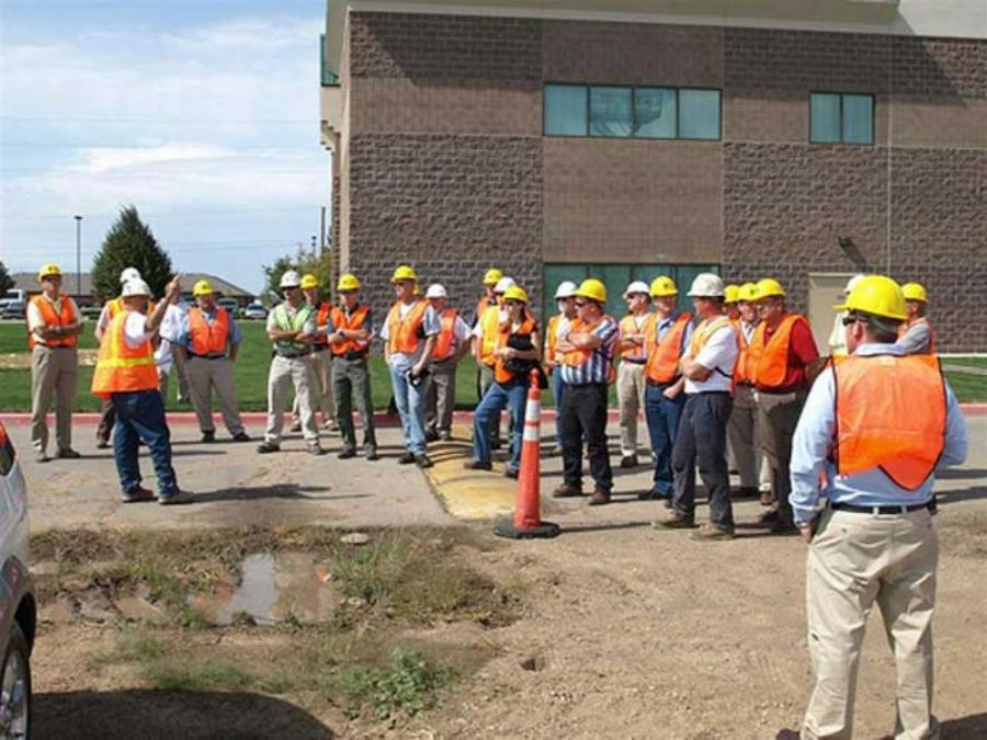 Western States hosted a construction technology demonstration event for its customers Sept. 15 to 17 behind the Boise First Community Center, located at 3852 N. Eagle Road in Boise, Idaho.