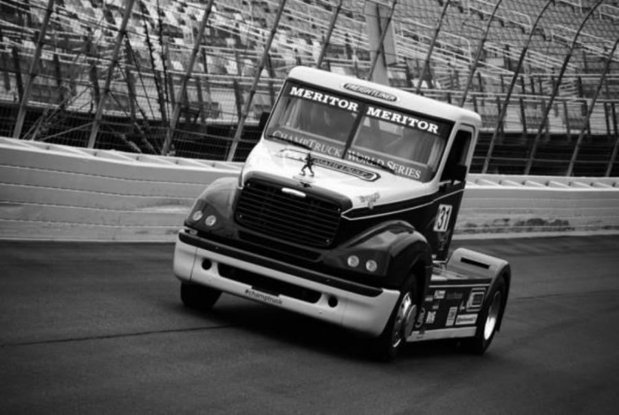 Continental Tire the Americas is now the named tire sponsor of the ChampTruck series, North America's competitive big-rig truck racing.