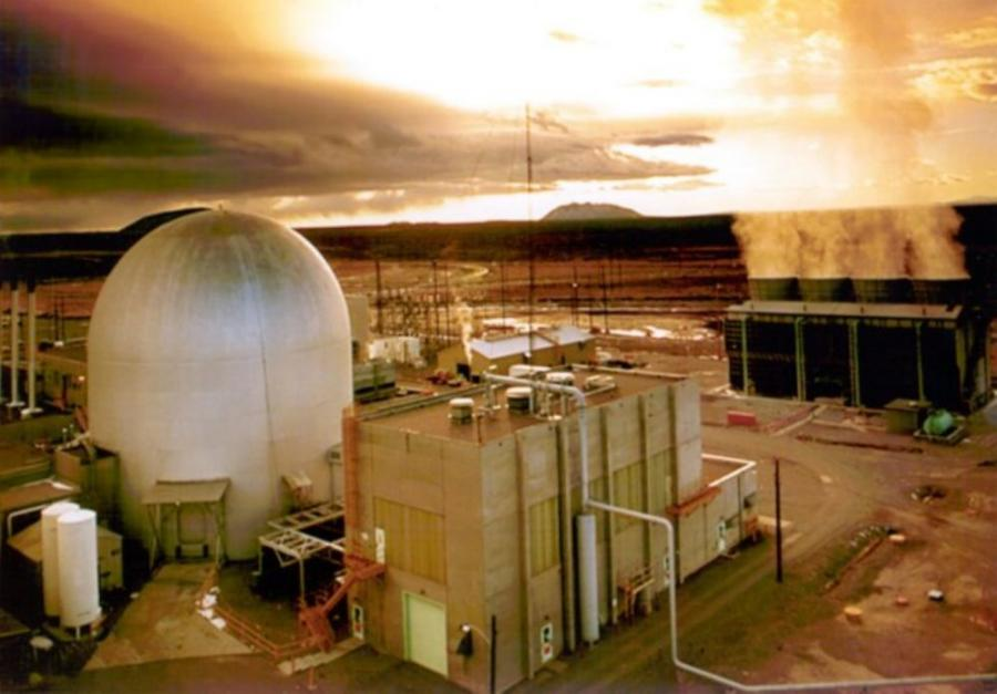 EBR-II began operating in 1964 at what was then Argonne National Laboratory-West and is now known as Idaho National Laboratory's Materials and Fuels Complex, about 30 miles west of Idaho Falls.