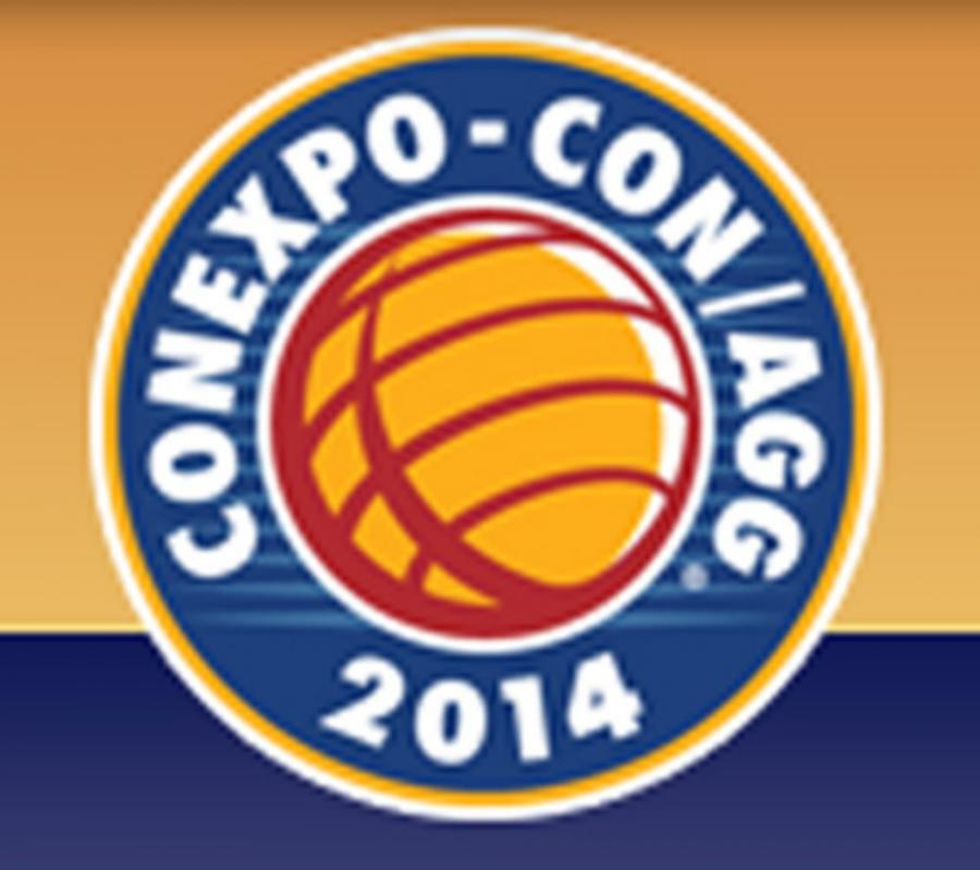 The next ConExpo-Con/AGG will be held March 4 to 8, 2014, at the Las Vegas Convention Center.
