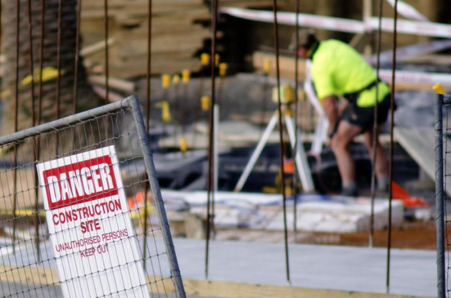 The federal Occupational Safety and Health Administration cited a Baton Rouge company with violations after a trench collapse killed a worker.