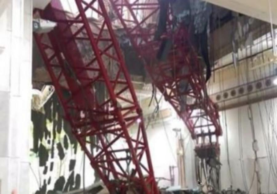 An internal investigation into the crane collapse that killed over 100 people in Mecca on September 11 has found that the crane should have been lowered under the wind and temperature conditions.