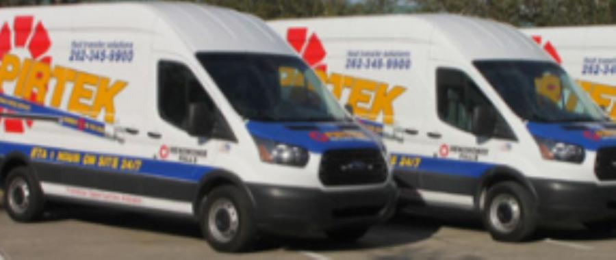 PIRTEK Service & Supply Centers carry a wide range of inventory, which includes 3600, 5000 and 6000 P.S.I. hydraulic hoses, quick disconnect couplings, adapters and many other industrial products which will make PIRTEK Naperville a one stop shop for many