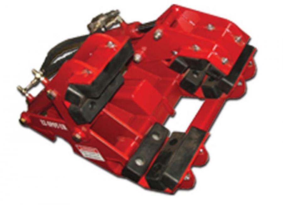 The heavy duty pole setter is available with an optional hydraulic hand tamper circuit for even more versatility.