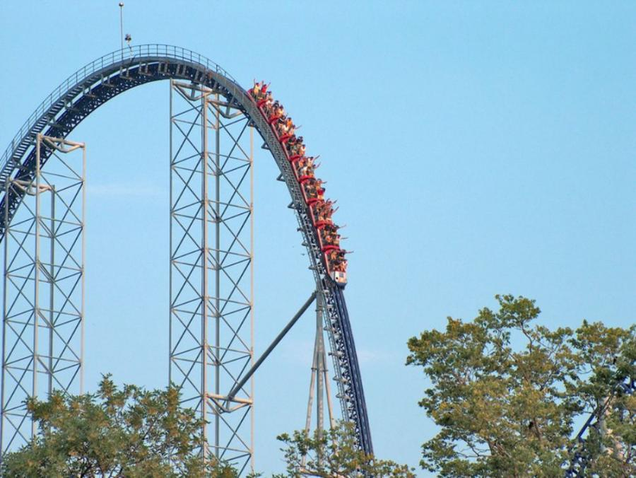 Orlando's hope of having the world's tallest roller coaster is one step closer to becoming reality.