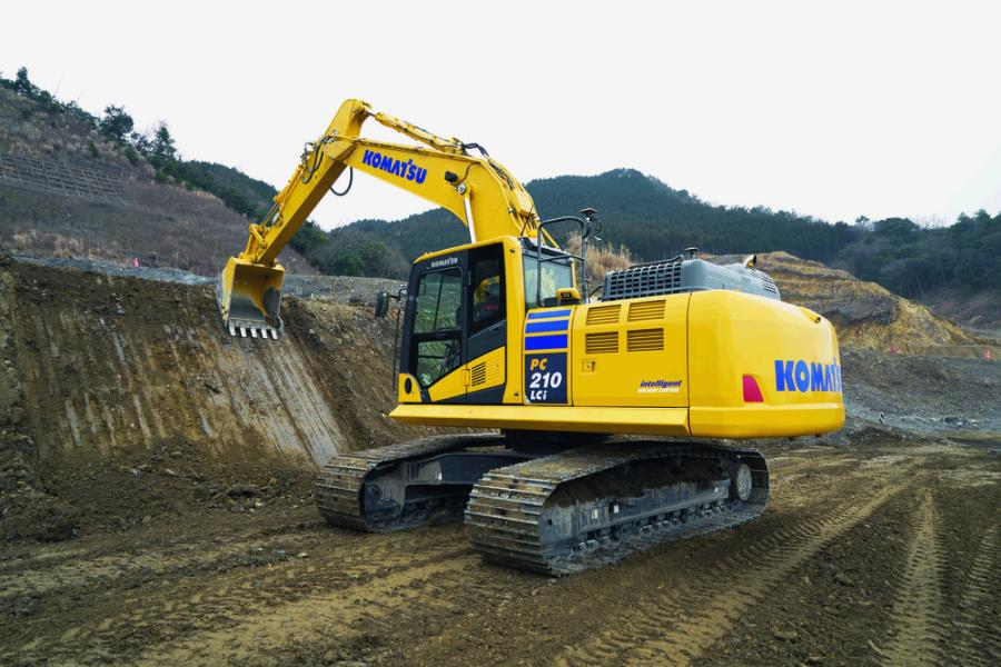 Komatsu's goal is to place itself closer to the customer to provide superior products, superior services and superior solutions.