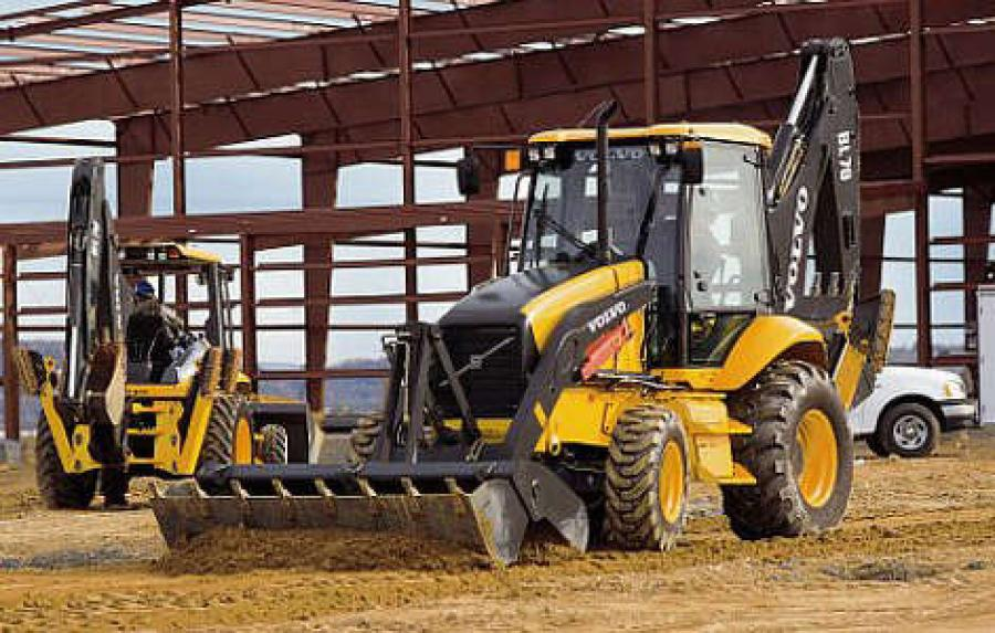 Image courtesy of Volvo CE.  