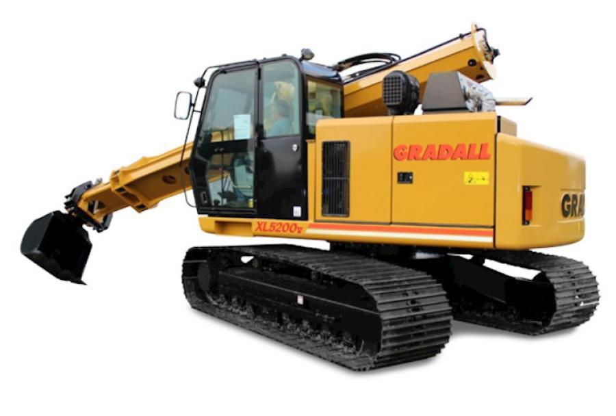 The Gradall XL 5200 V.