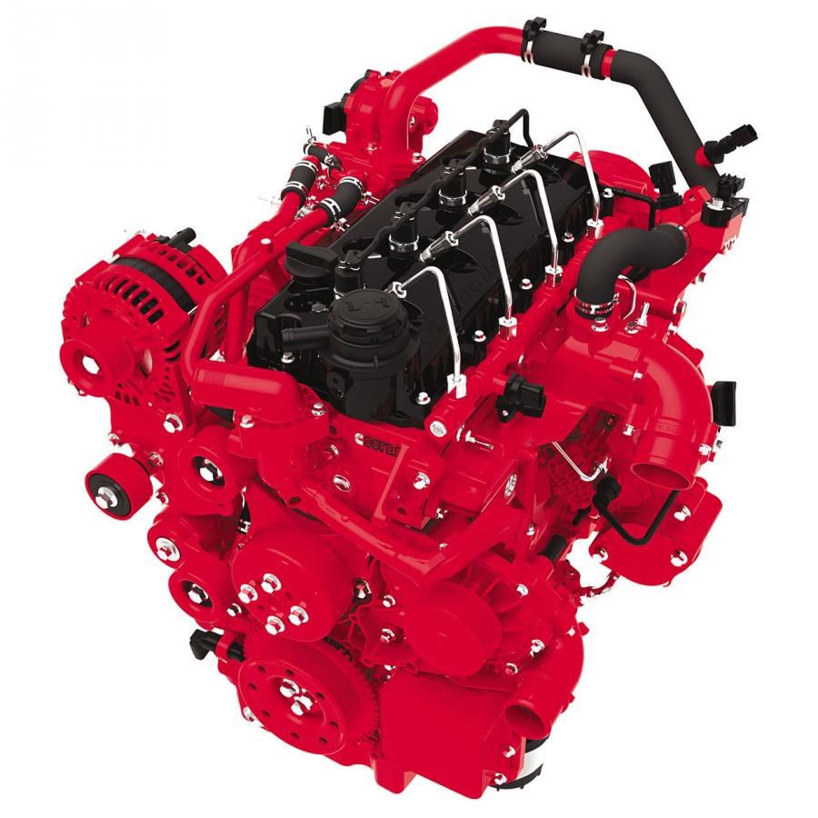 Production has started on the 4-cylinder QSF2.8, QSF3.8 and QSB4.5 engines certified to meet U.S. Environmental Protection Agency (EPA) Tier IV Final low-emissions regulations.