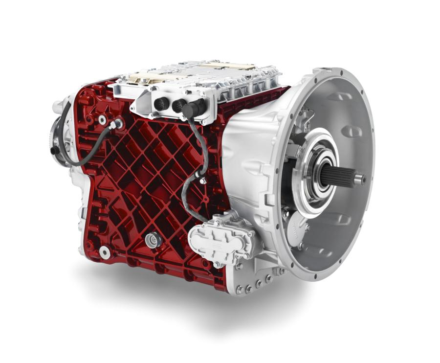 One year after being made standard in Mack Pinnacle models, the Mack mDRIVE automated manual transmission has surpassed 70 percent penetration in Pinnacle axle back models.