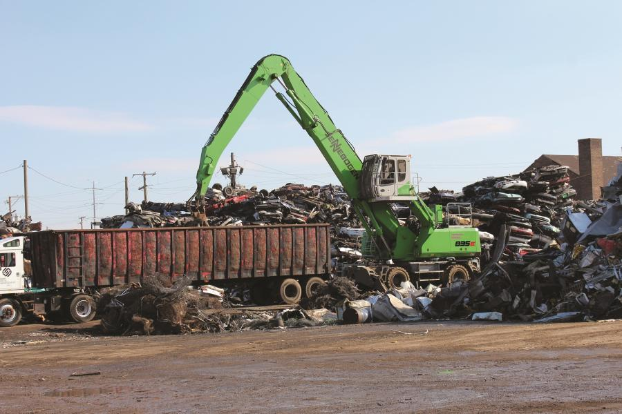 One of the largest heavy equipment dealers in Saskatchewan, Redhead Equipment, now offers sales, parts, service and financing on Sennebogen material handling equipment.