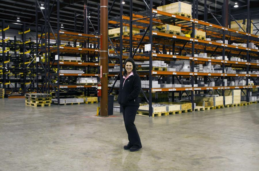 Tammy Cairns-Buhler is the Rock Drilling Tools (RDT) Distribution Center project manager. The RDT Distribution Center is part of a larger worldwide initiative to enhance customer service through supply chain optimization.