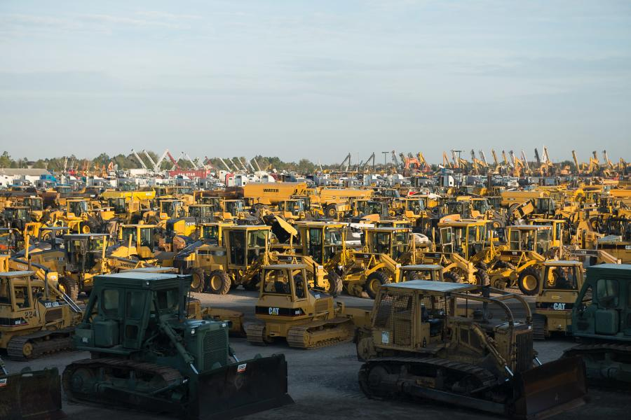 From February 15-19, thousands of people will converge upon Ritchie Bros.' Orlando auction site hoping to buy just the right piece to add to their fleet.
