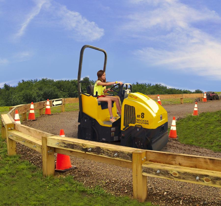 Guests can operate the new rollers on the Diggerland course as early as March 19th when the park re-opens for the season.